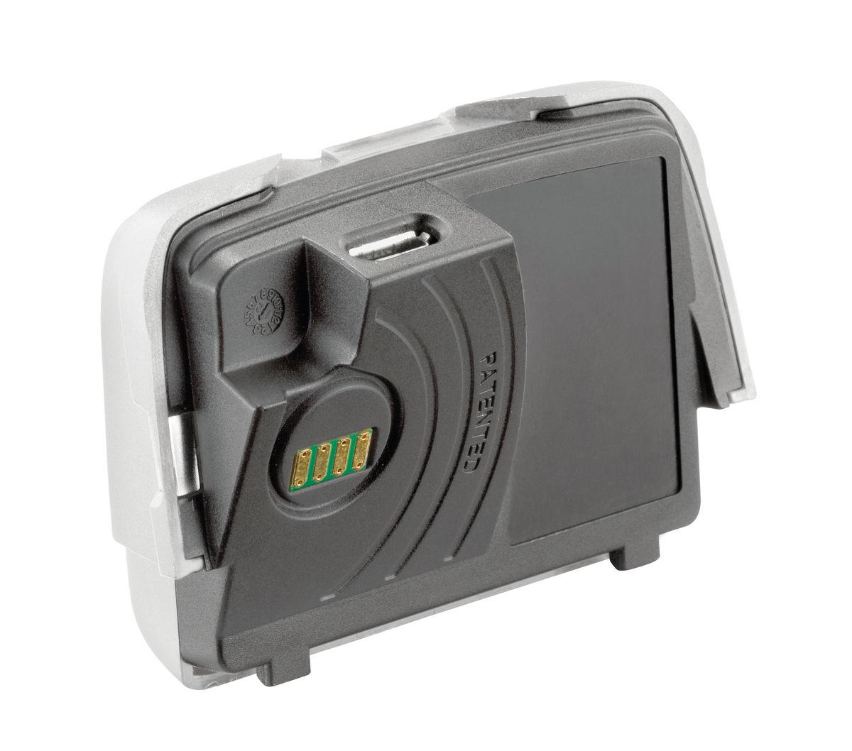 Petzl Accu Reactik / Reactik compatible Tikka R+ / Tikka RXP - Akkubatterien