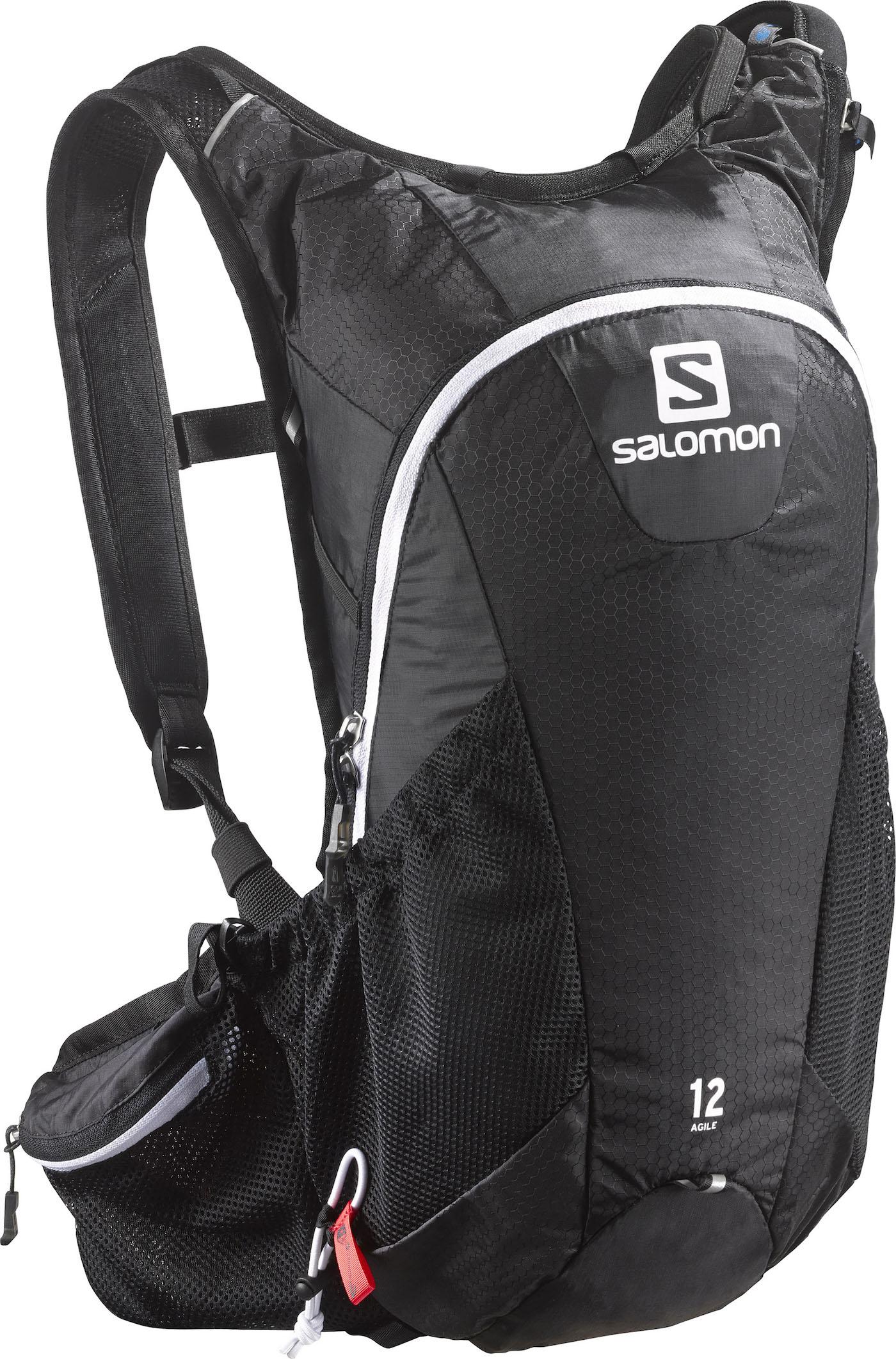 Salomon Agile 12 Set - Laufrucksack