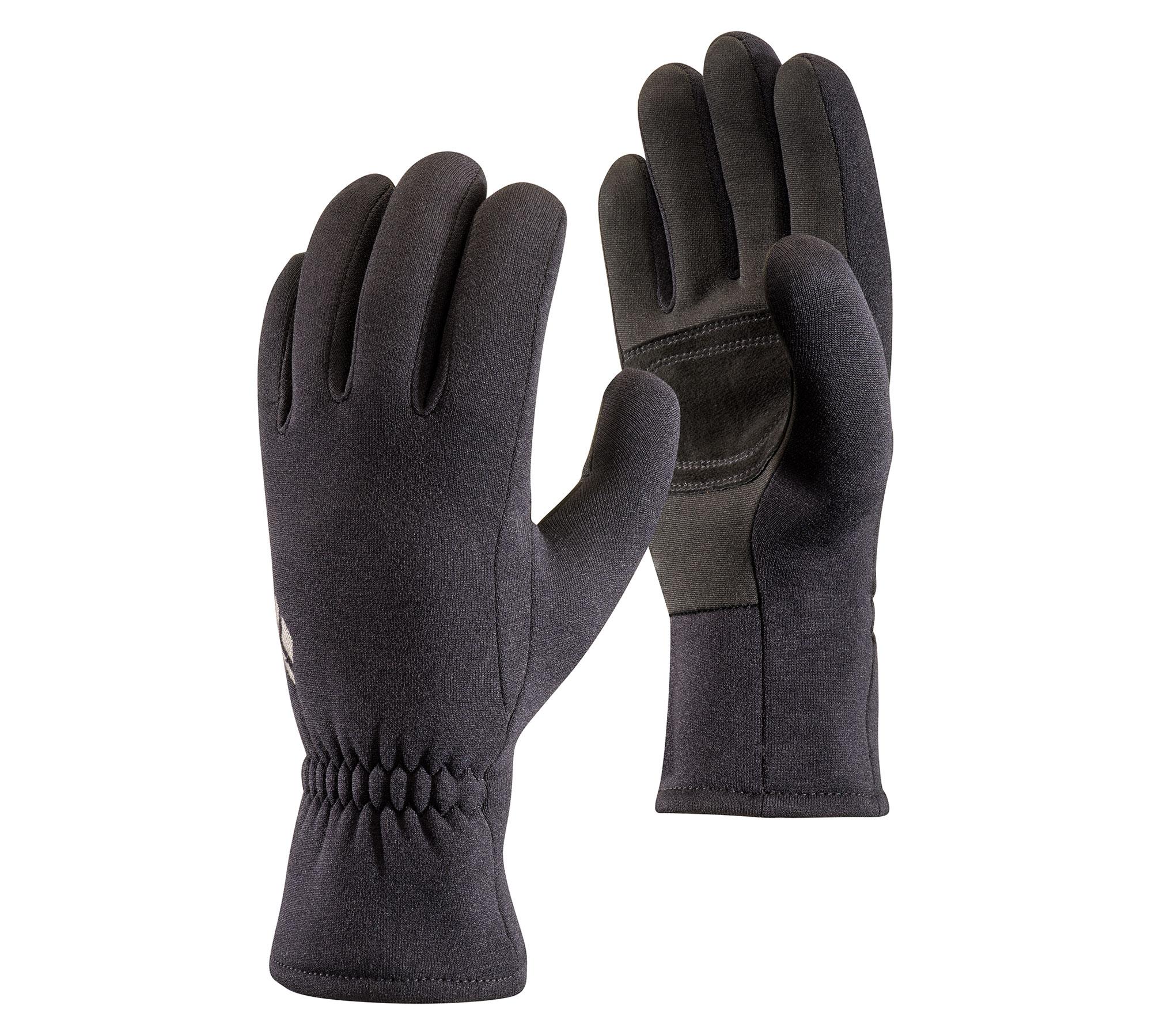 Black Diamond Midweight Screentap Fleece - Handschuhe