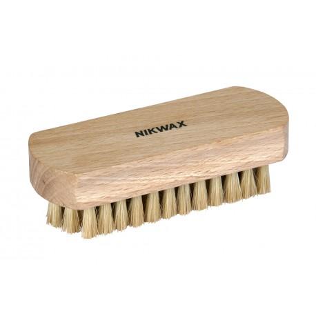 Nikwax Brush Set für Wanderschuhe - Schuhpflege