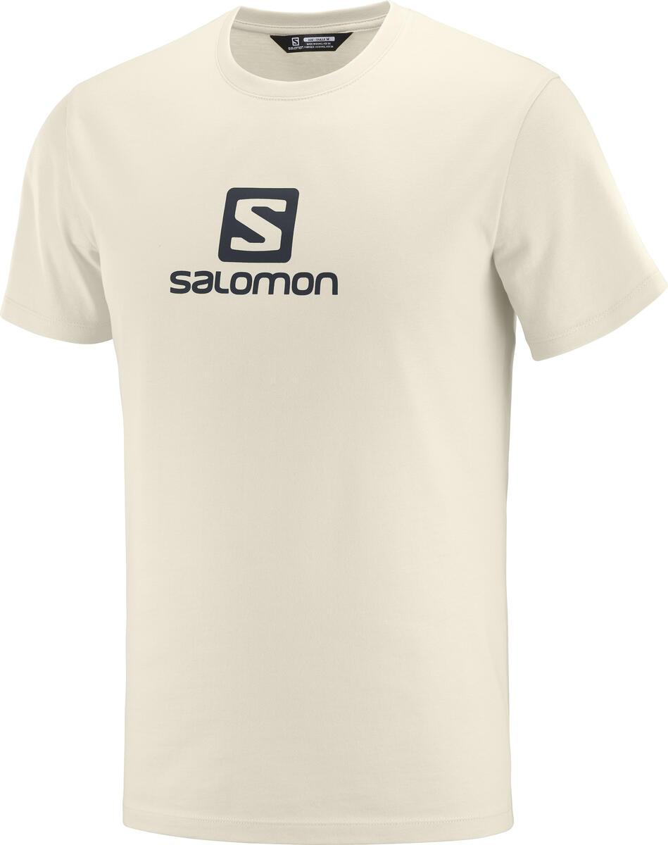 Salomon Coton Logo SS TEE M - T-Shirt - Herren
