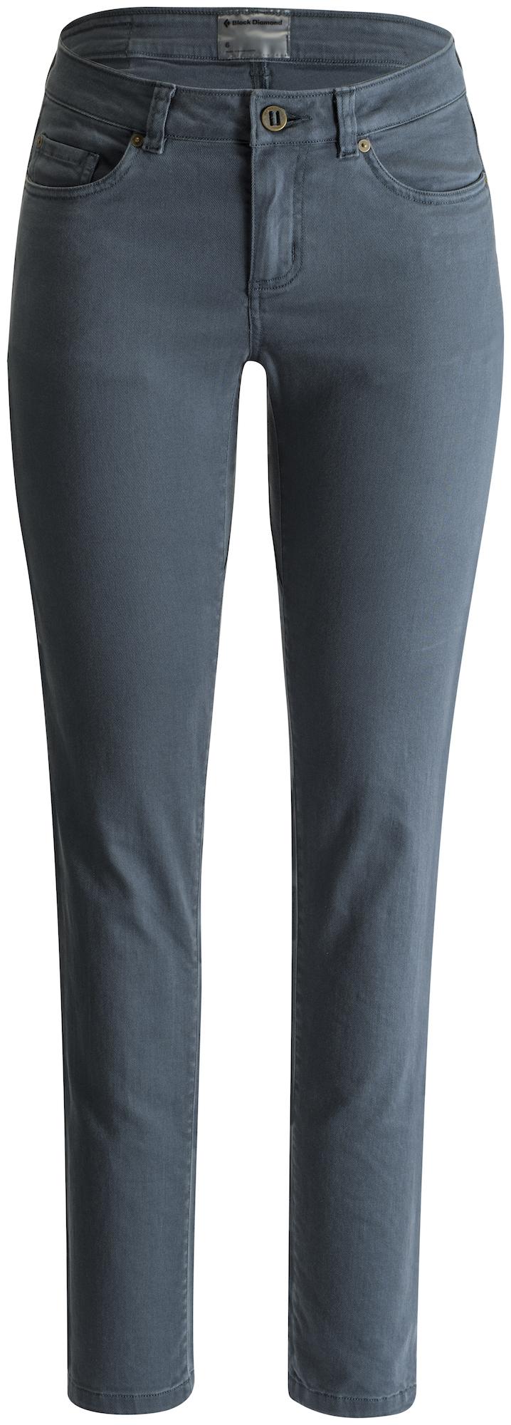Black Diamond Stretch Font Pants - Kletterhose - Damen