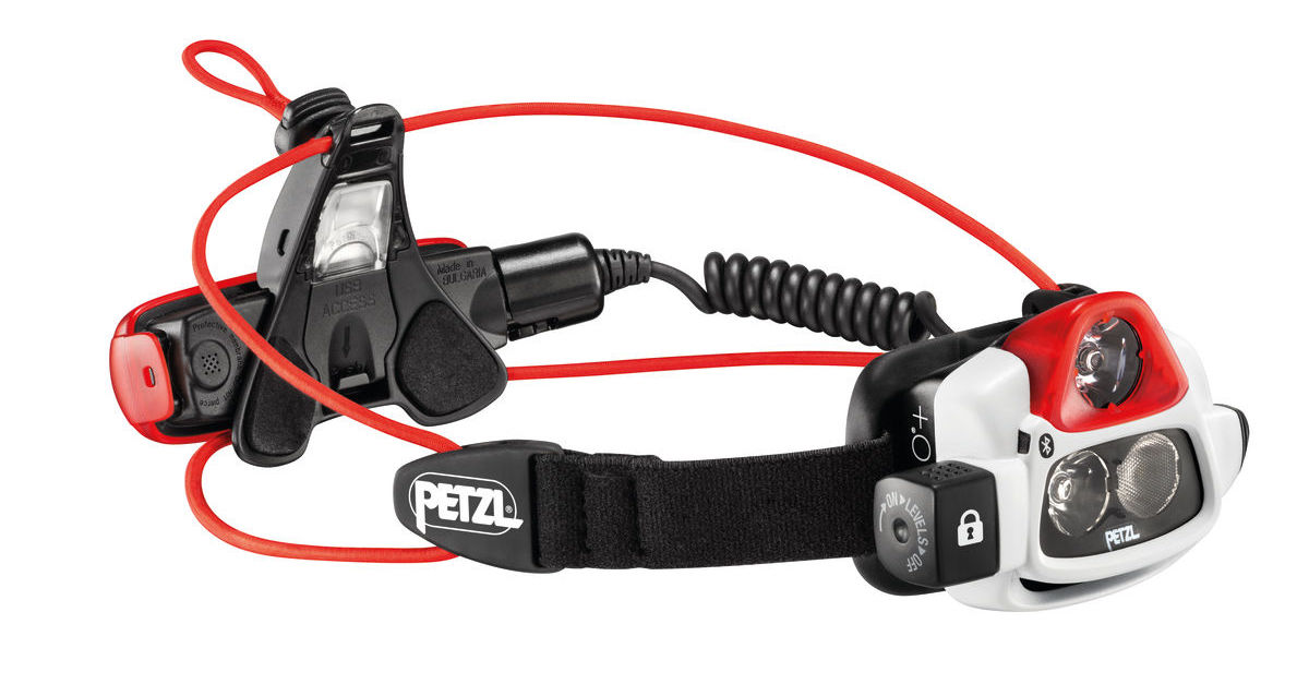Petzl Nao® + - Stirnlampe