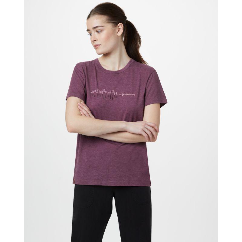 Tentree Soundwave BF T-Shirt - Damen