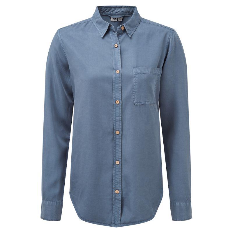 Tentree Fernie Button Up - Hemd - Damen