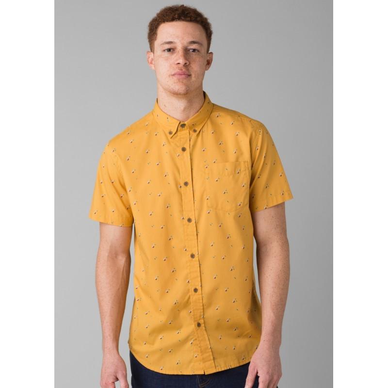 Prana Broderick Shirt - Slim - Outdoor Hemd - Heren