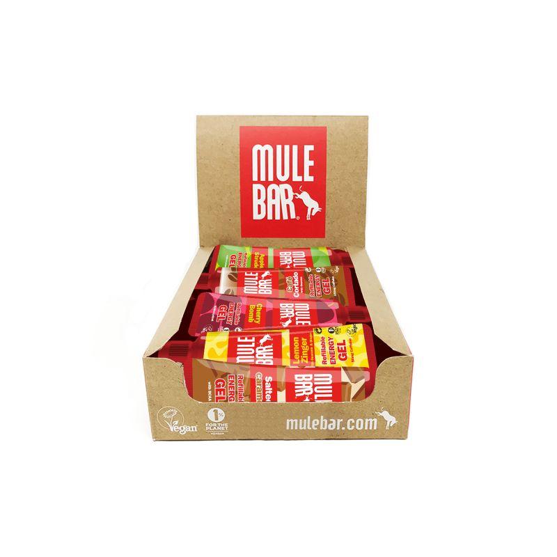 Mulebar Energy gels 24 x 37 g