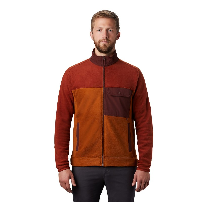 Mountain Hardwear UnClassic Fleece Jacket - Fleecejacke - Herren