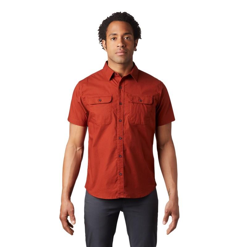 Mountain Hardwear J Tree Short Sleeve Shirt - T-Shirt - Herren