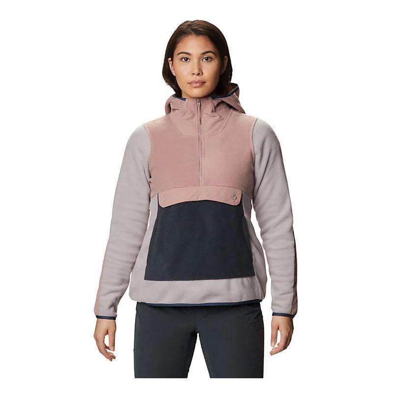 Mountain Hardwear UnClassic Fleece Hoody - Fleecejacke - Damen