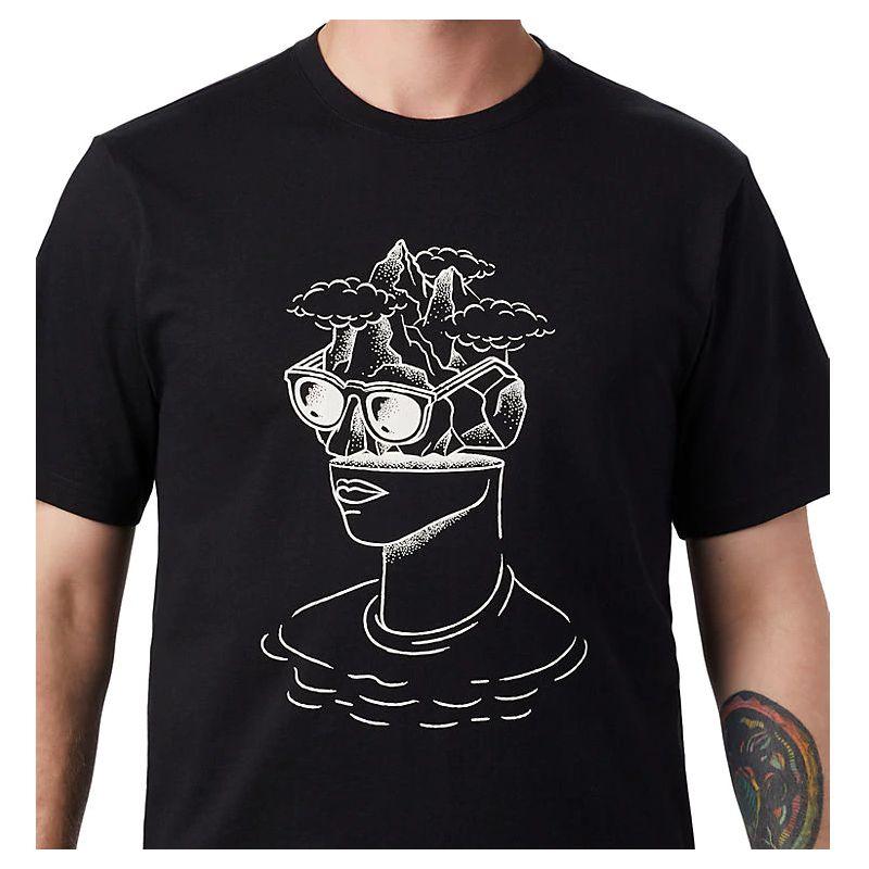 Mountain Hardwear Head in the Cloud Short Sleeve - T-Shirt - Herren