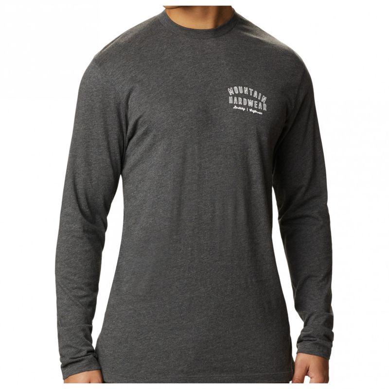 Mountain Hardwear MHW Gear Long Sleeve - T-Shirt - Herren