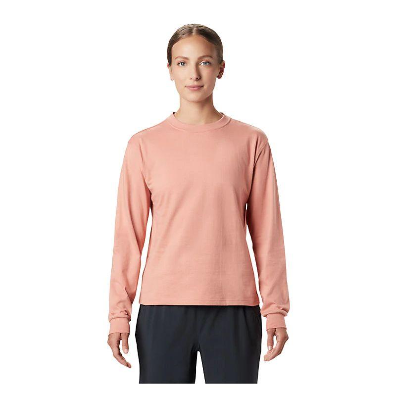 Mountain Hardwear Hand/Hold Long Sleeve - T-Shirt - Damen