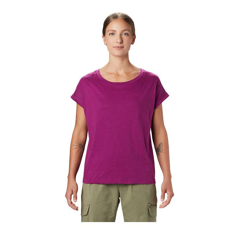 Mountain Hardwear MHW/Tomomi Short Sleeve - T-Shirt - Damen