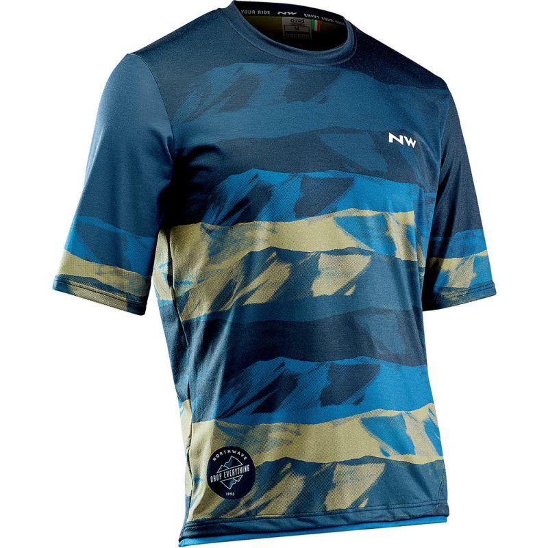 Northwave Xtrail Jersey Short Sleeve Mtb Man - MTB Trikot - Herren