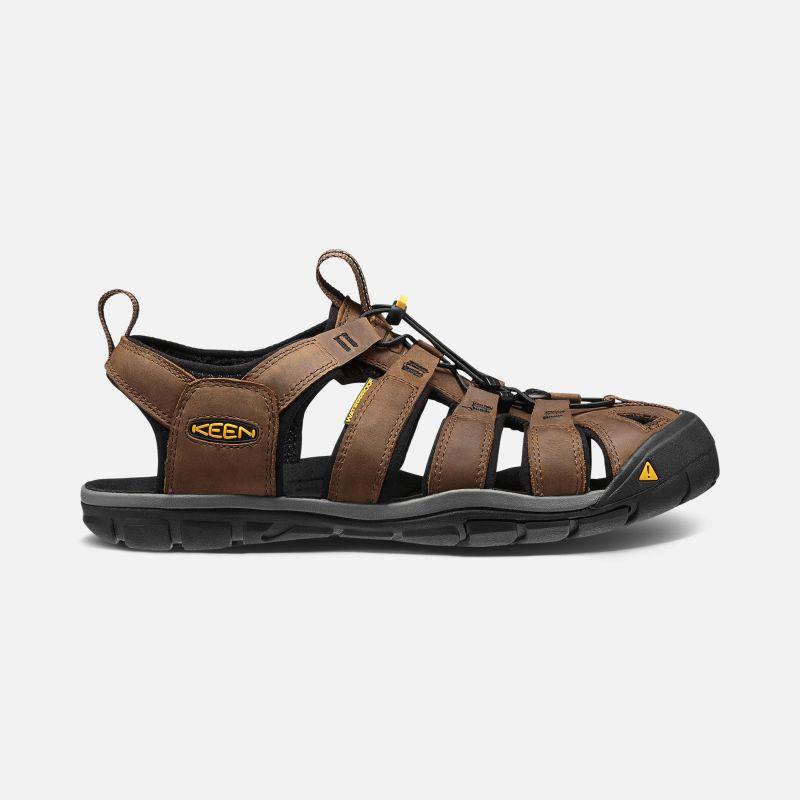 Keen Clearwater CNX  Leather - Sandalen - Herren