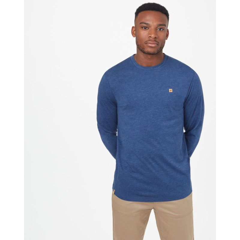 Tentree Classic Longsleeve Shirt - Herren