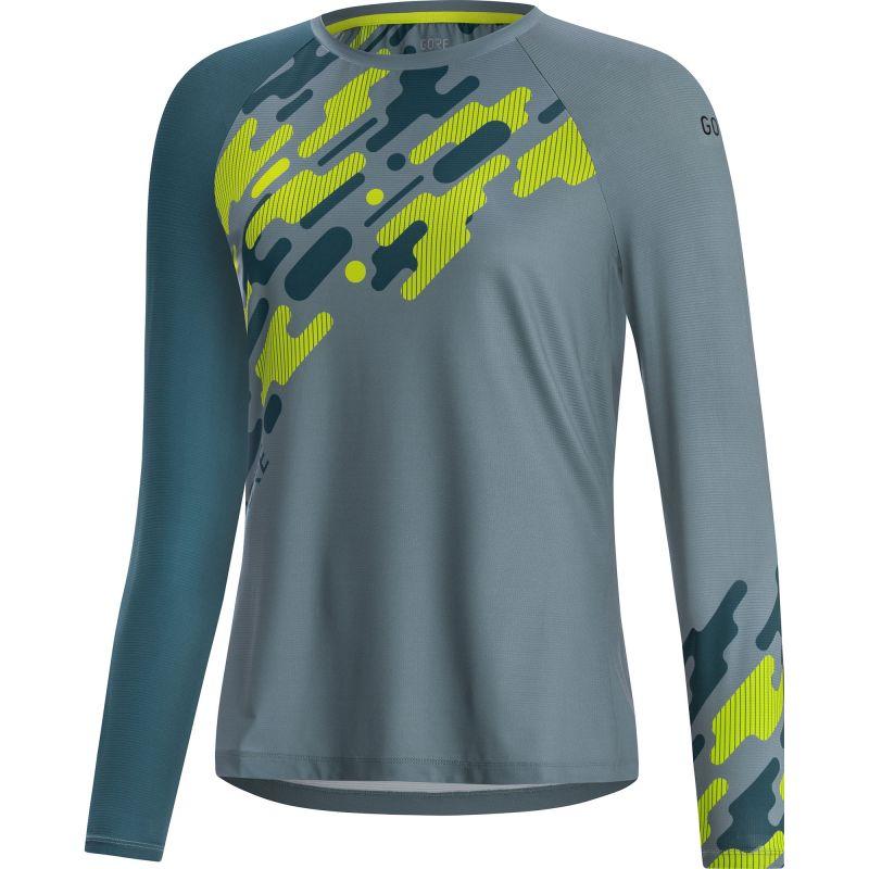 Gore Wear C5 Trail Long Sleeve Jersey - MTB Trikot - Damen