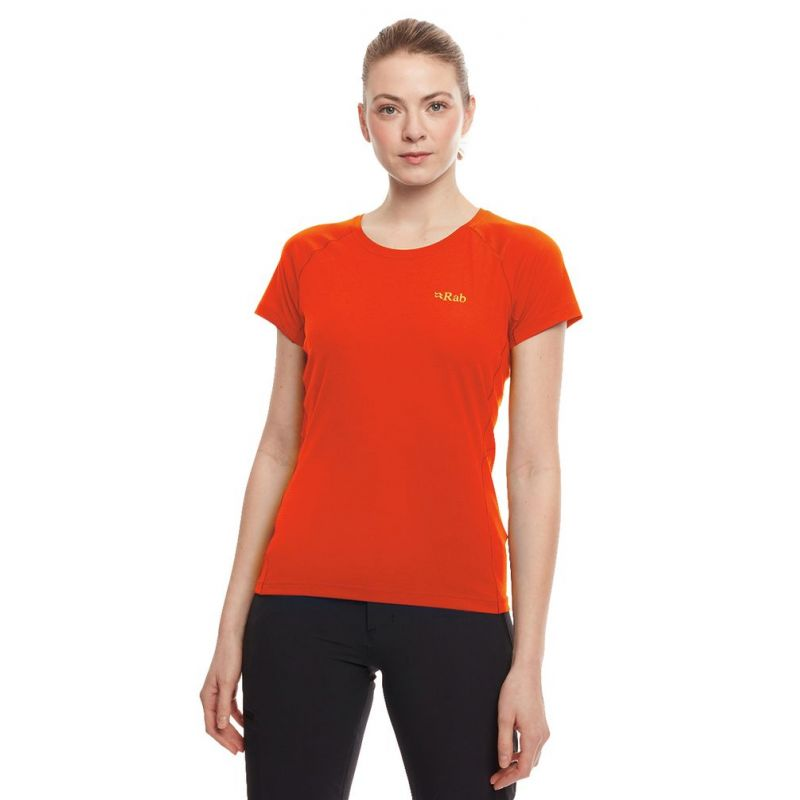 Rab Pulse SS Tee - T-Shirt - Damen