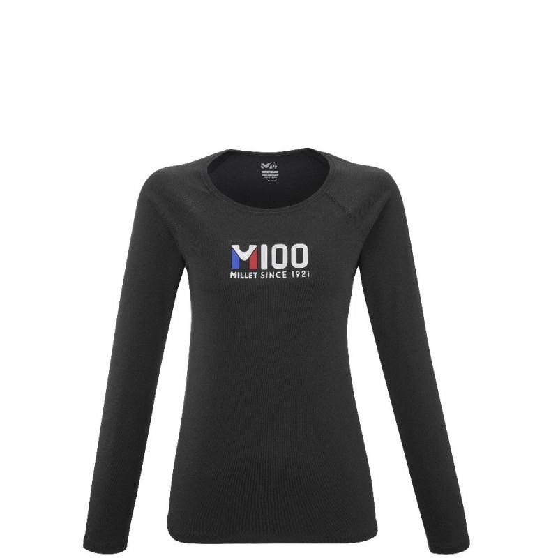Millet M100 Ts Ls - T-Shirt - Damen