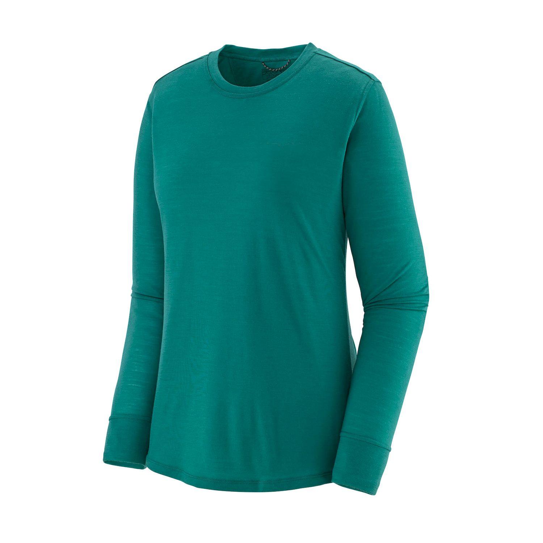 Patagonia L/S Cap Cool Merino Shirt - T-Shirt - Damen