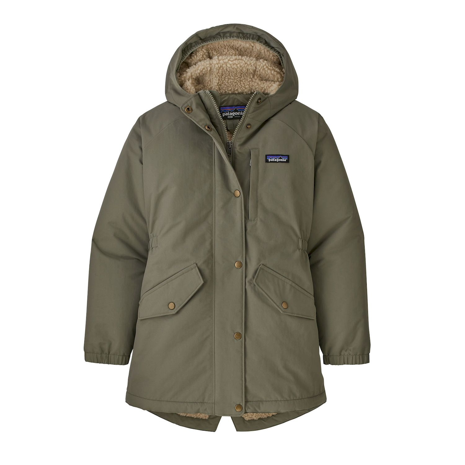 Patagonia Girls' Insulated Isthmus Parka - Parka - Kind