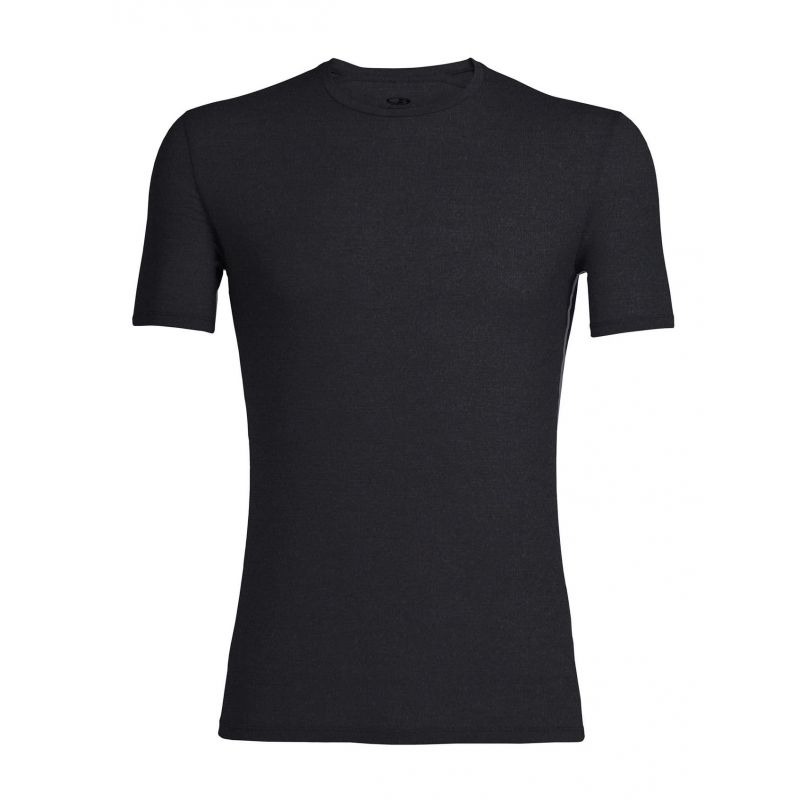 Icebreaker Anatomica Short Sleeve Crewe en Mérinos - T-Shirt - Herren