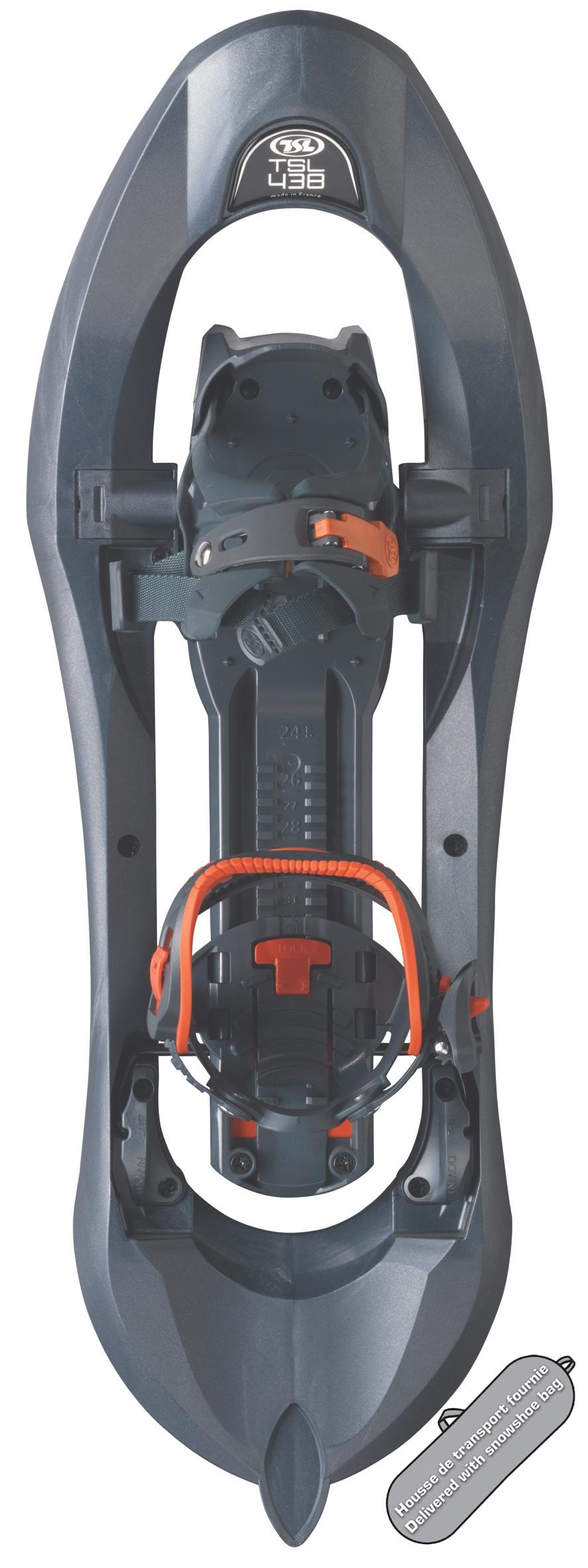 TSL Outdoor Composite TSL 418/438 Up & Down Grip - Schneeschuhe