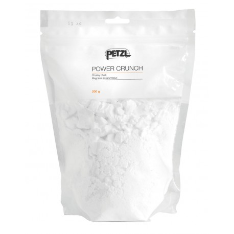 Petzl Power Crunch 200 g - Chalk