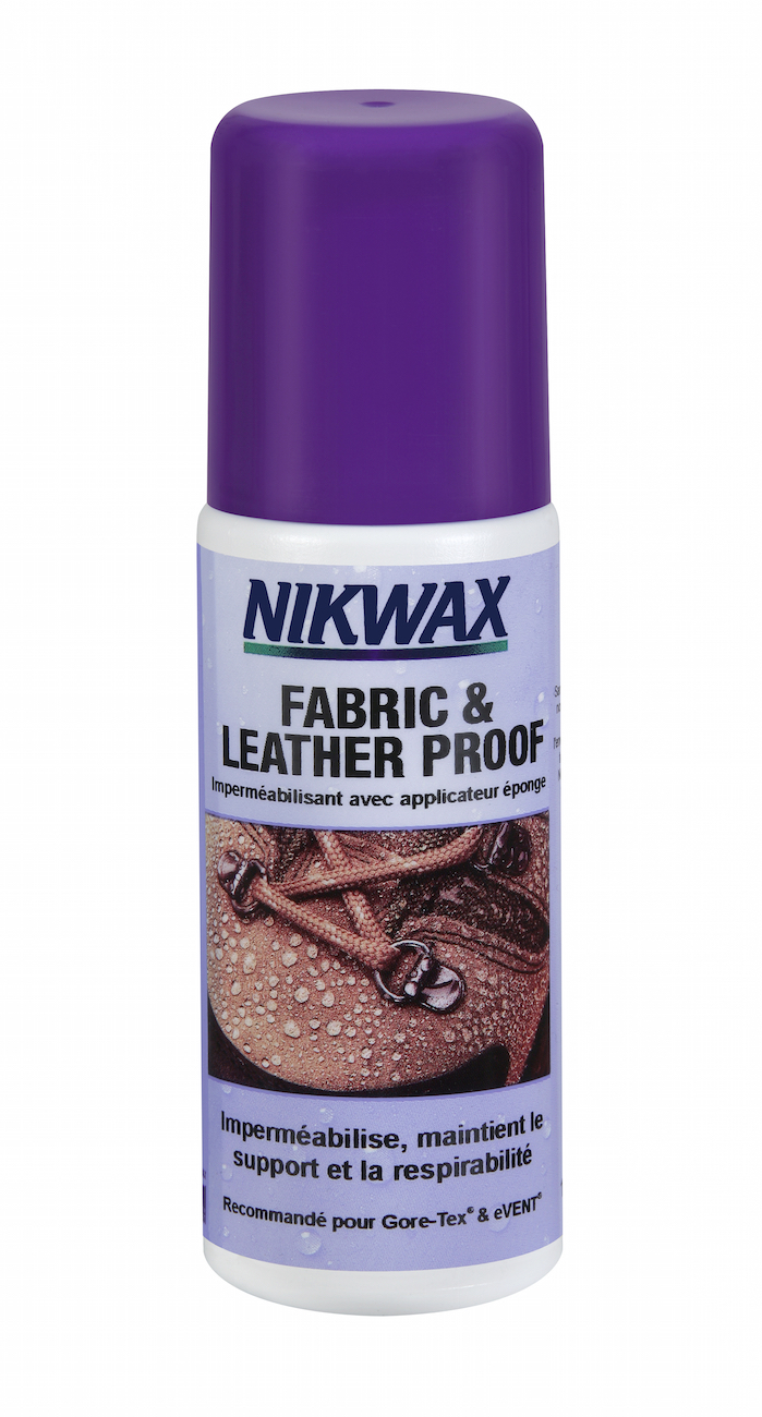 Nikwax Fabric & Leather Proof - Imprägnierung für Lederschuhe
