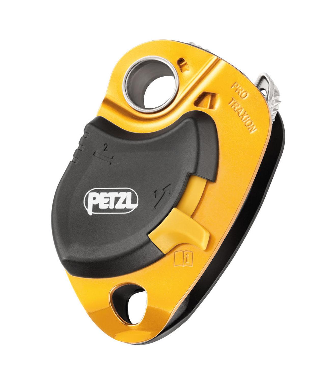 Petzl Pro Traxion - Umlenkrolle