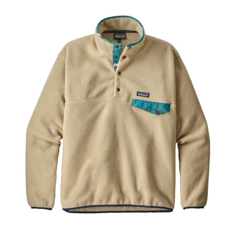 Patagonia - Lightweight Synchilla Snap-T® Pullover - Fleecejacke - Herren