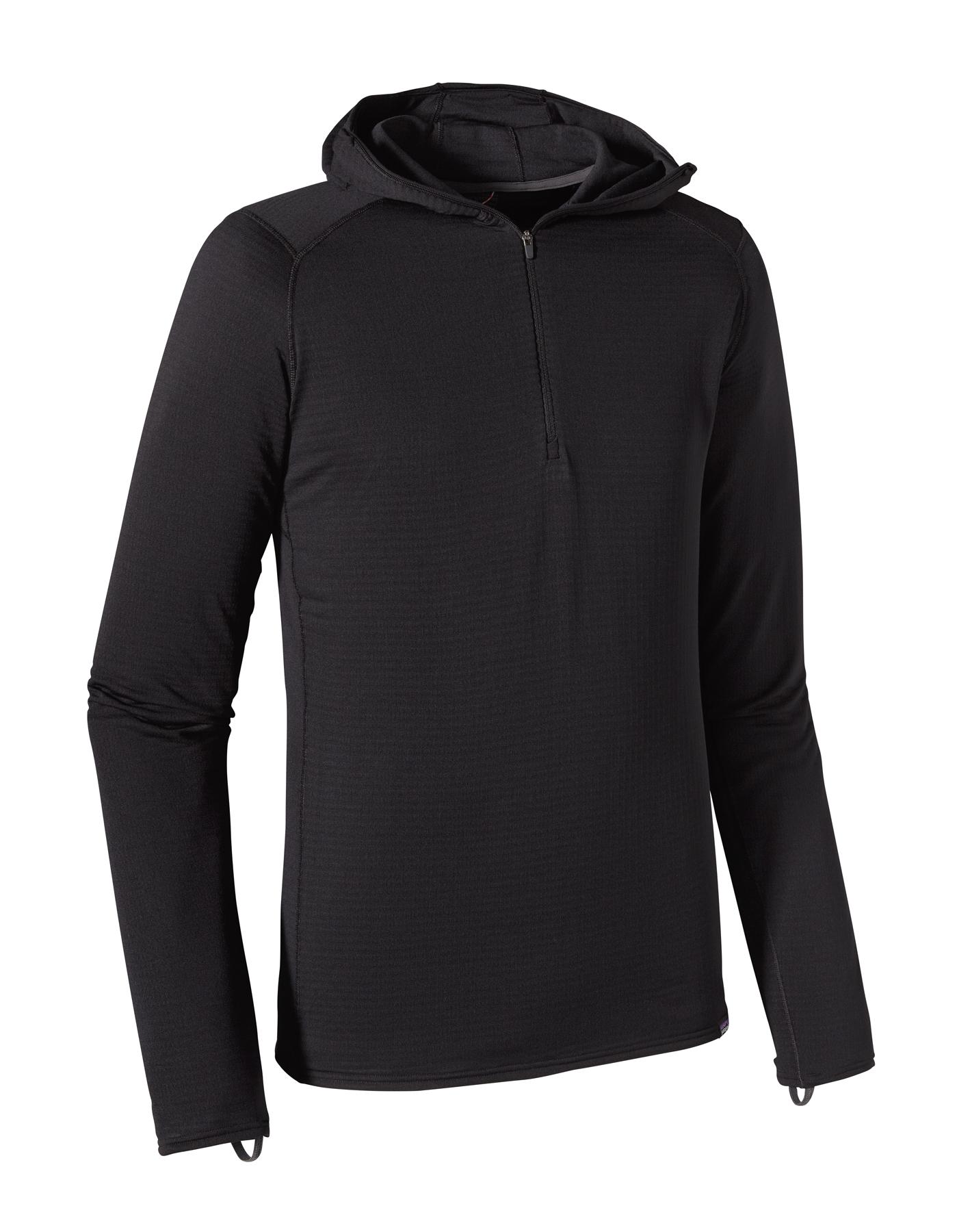 Patagonia Thermal Weight Zip Neck Hoody - Funktionsshirt - Herren