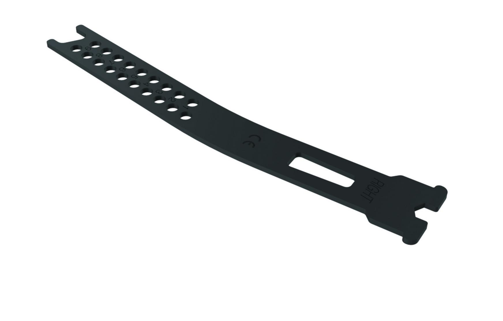Petzl - Flex - flexiblere Verbindung  kompatibel mit den Steigeisen Irvis, Vasak und Sarken