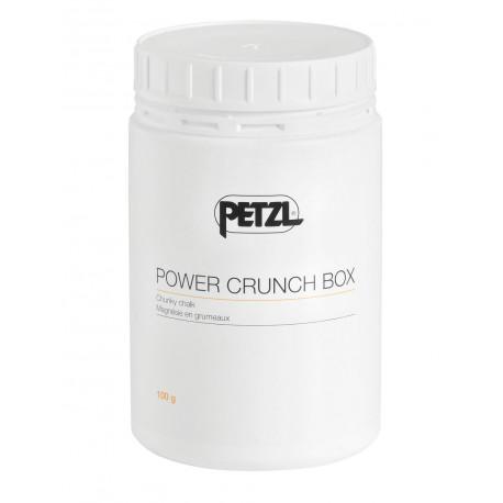 Petzl Power Crunch Box 100 g - Chalk