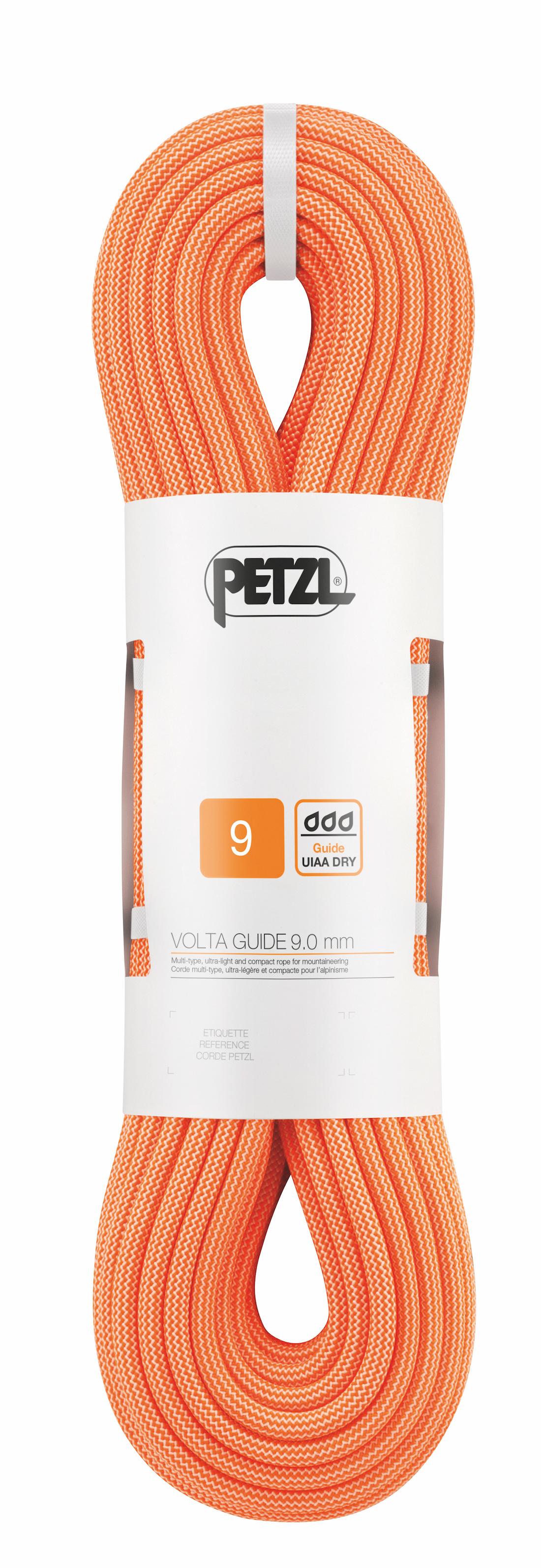 Petzl Volta Guide 9 mm x 30 m - Kletterseil