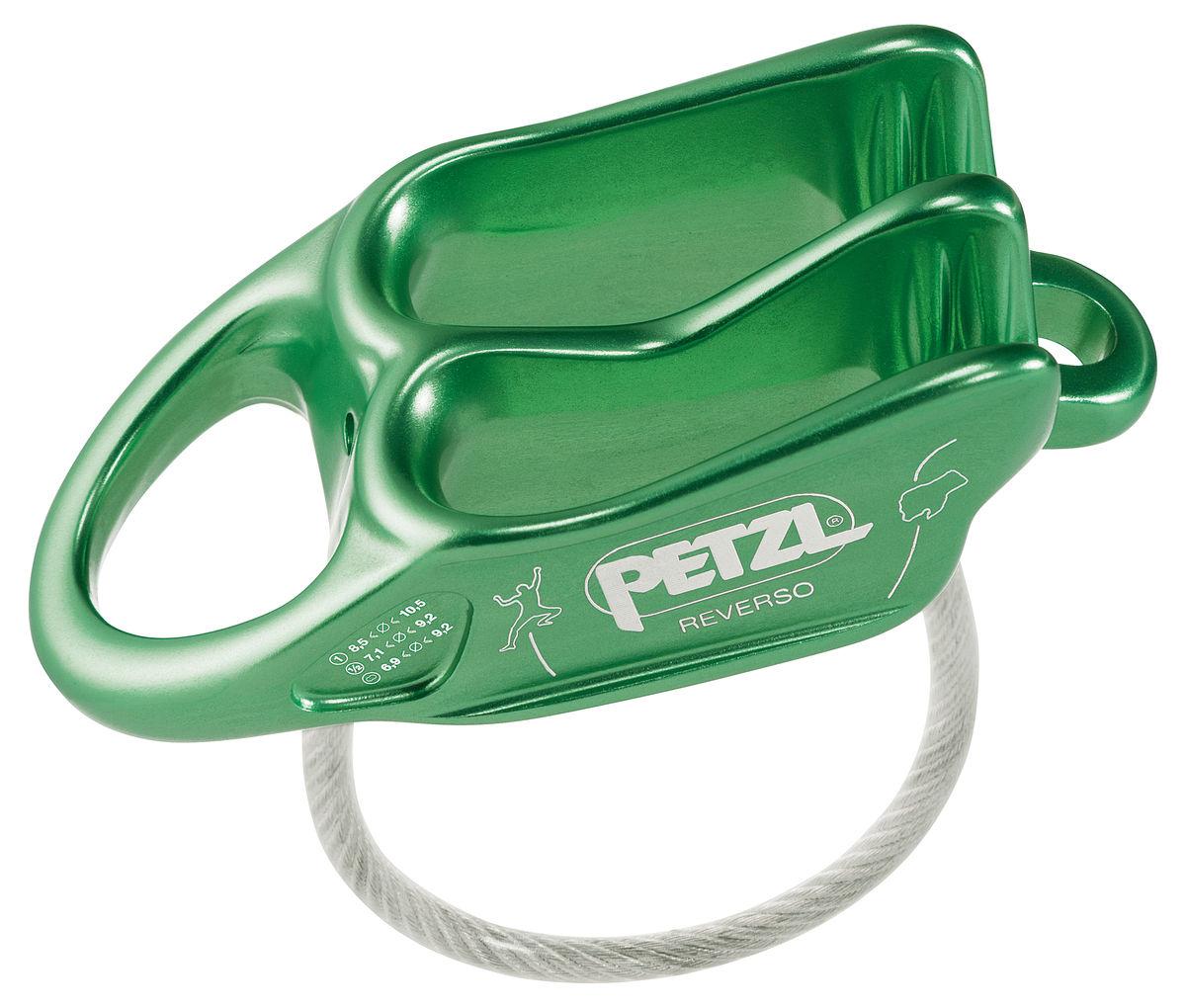 Petzl Reverso 4 - Sicherungsgerät