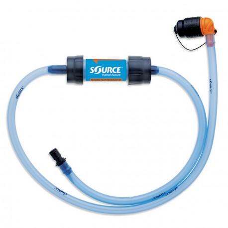 Source Kit d'hydratation et de filtration Kit Helix + filtre Sawyer Mini