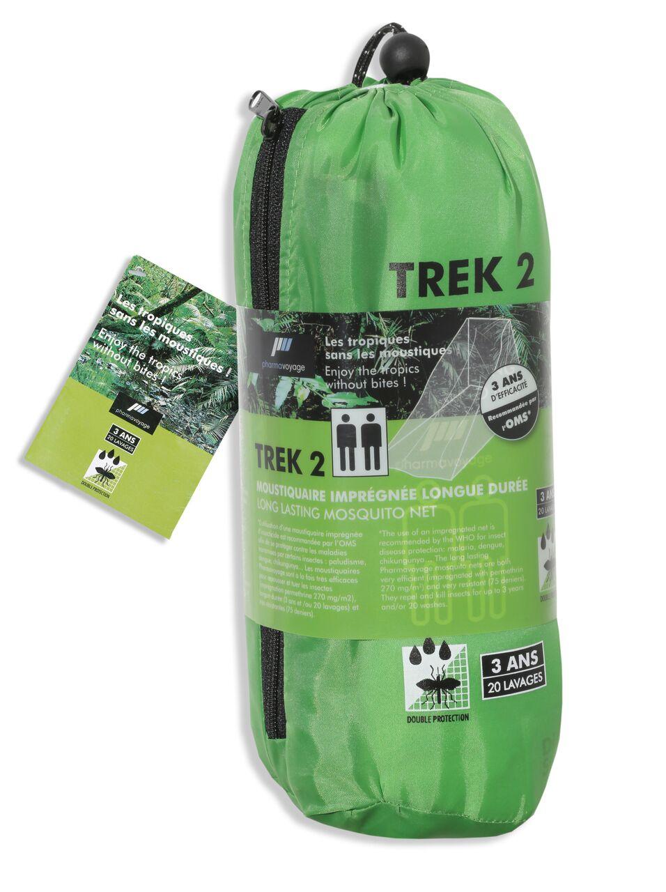 Pharmavoyage Trek 2 - Moskitonetz